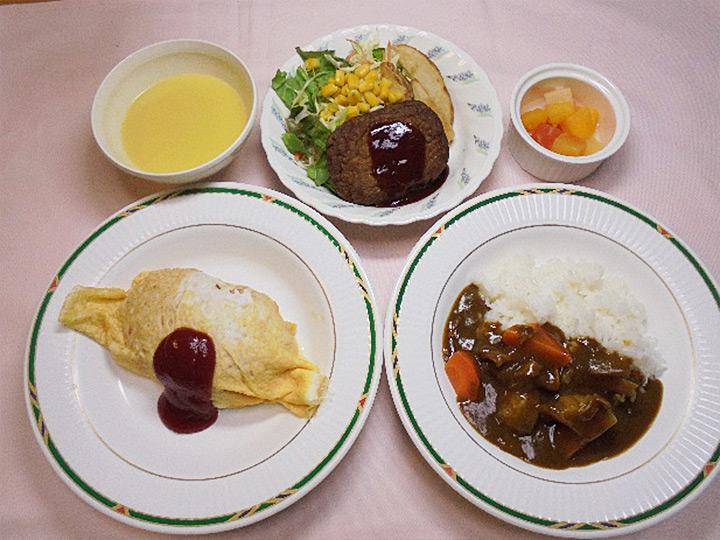 【幼児メニュー】 夕食